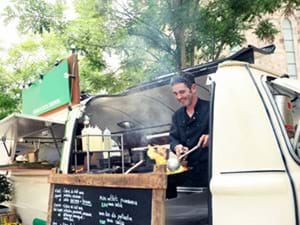Popup Foodtruck festival in Roeselare